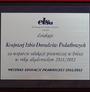 """""""Mecenas Edukacji Prawniczej"""" 2012 dla KIDP"""