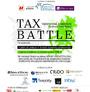"""Konkurs Podatkowy """"Tax Battle"""" pod patronatem honorowym KRDP"""