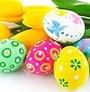 Spokojnych i radosnych Świąt Wielkanocnych!