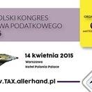 III Polski Kongres Prawa Podatkowego 2015 - Instytut Allerhanda
