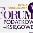 V Jubileuszowa edycja Forum Podatkowo-Księgowego
