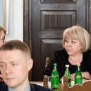 Przewodnicząca KRDP na konferencji o administracji skarbowej w Sejmie