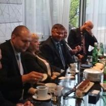 Pierwsze w historii wspólne posiedzenie Prezydiów KDP ČR i KRDP w Pradze