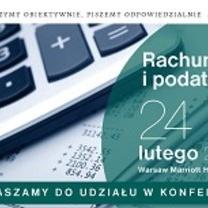 """Dziennik Gazeta Prawna zaprasza do udziału w XI edycji konferencji """"Rachunkowość i podatki"""""""