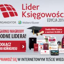 Konkurs Lider Księgowości 2016 rozstrzygnięty!