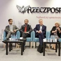 Przewodnicząca KRDP wzięła udział w Debacie o JPK w Rzeczpospolitej