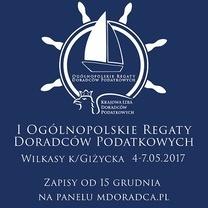 I Ogólnopolskie Regaty Doradców Podatkowych