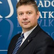 Dr Mariusz Cieśla na spotkaniu w  ZUS dotyczącym wprowadzenia eSkładki i u Pracodawców RP z wiceministrami z MF