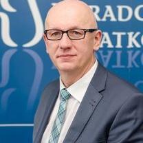 Wiceprzewodniczący KRDP Dariusz M. Malinowski w panelu dyskusyjnym na Jubileuszu SKwP i KIBR