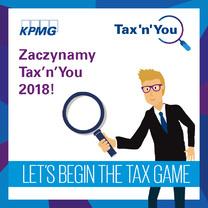 Trwa rejestracja do kolejnej edycji konkursu Tax'n'You.