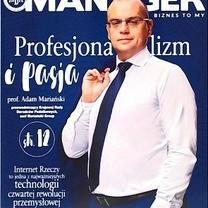 """""""Profesjonalizm i pasja"""" - wywiad z prof. Adamem Mariańskim Przewodniczącym KRDP"""