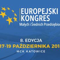 KIDP Partnerem Europejskiego Kongresu Małych i Średnich Przedsiębiorstw w Katowicach
