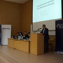 Echa konferencji Economy, Tax & Crime 2018 w Toruniu - relacja w My Company