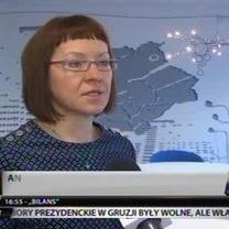 Komentarz Anny Misiak, wiceprzewodniczącej KRDP, w sześciu audycjach TVN24