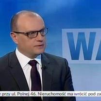 """Prof. Adam Mariański w TVP3 Warszawa: """"Potrzebna jest zmiana mentalności urzędników"""""""