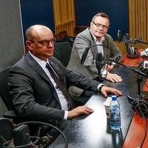 Prof. Adam Mariański w społeczno-gospodarczej Debacie Polskiego Radia 24