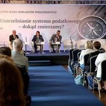 Polska Agencja Prasowa o konferencji KRDP o uszczelnianiu systemu podatkowego