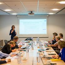 Przedstawiciel KRDP na posiedzeniu Professional Affairs Committee CFE w Brukseli
