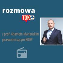 TOK FM: Przewodniczący KRDP o apelu doradców podatkowych o usunięciu luki w przepisach tarczy