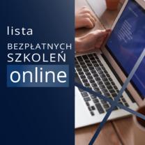 Najnowsze szkolenia online
