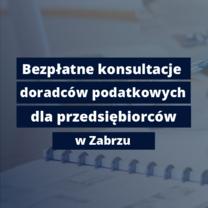 Bezpłatne konsultacje dla przedsiębiorców - Zabrze