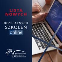 Nowe szkolenia online KIDP