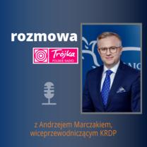 Andrzej Marczak w radiowej Trójce