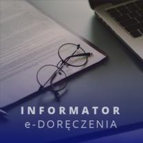 e-Doręczenia - informator dla doradców podatkowych