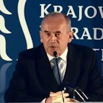 Wręczenie odznaczenia za specjalne zasługi na rzecz Krajowej Izby Doradców Podatkowych dla Stanisława Steca  - Posła na Sejm RP