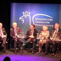 Debata - Jak zbudować efektywny system podatkowy z udziałem doradców podatkowych